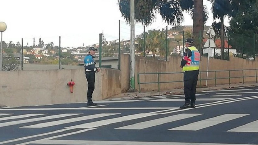 PSP intensifica fiscalização nas estradas do Funchal