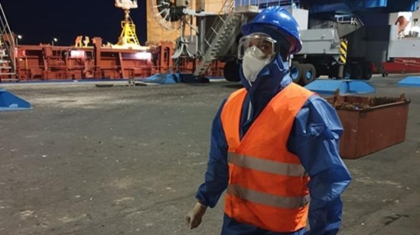 Estivadores madeirenses estão protegidos