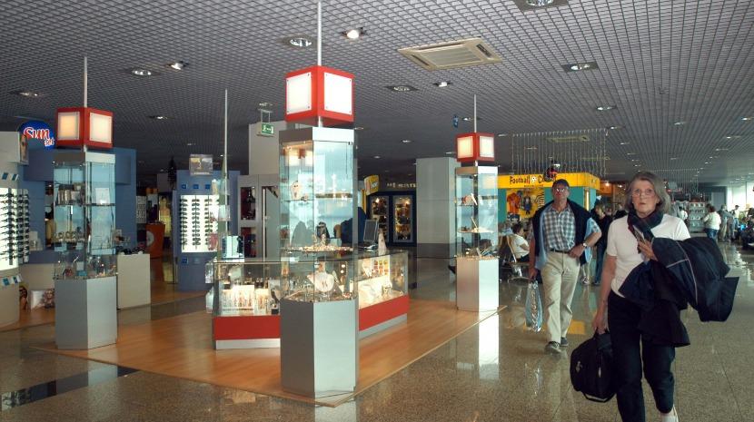 Lojas do Aeroporto entram em 'lay-off' sem previsão de reabertura