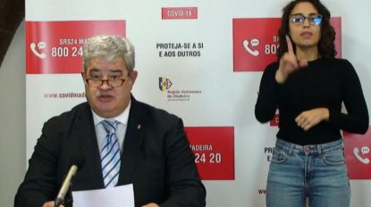 Covid-19: 15 Bombeiros do Porto Santo estão em quarentena