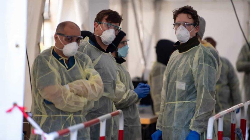 Covid-19: Alemanha contabiliza mais de 67 mil casos diagnosticados