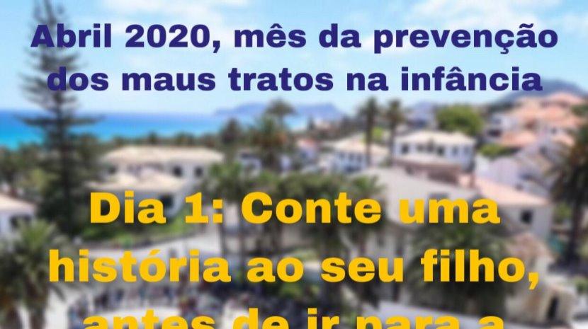Porto Santo: Abril é o mês da prevenção dos maus tratos na infância