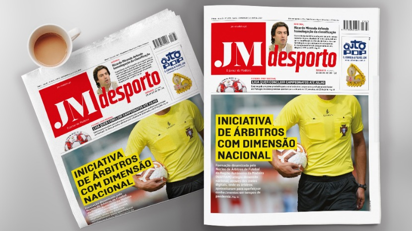 Iniciativa de árbitros madeirenses com dimensão nacional