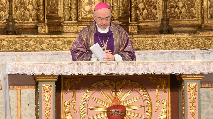 Bispo pede aos madeirenses uso de máscara no regresso às missas presenciais