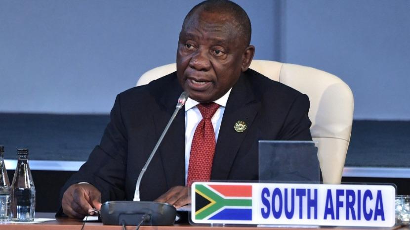 """Presidente da África do Sul considerou 'lockdown' """"absolutamente necessário para salvar vidas"""""""