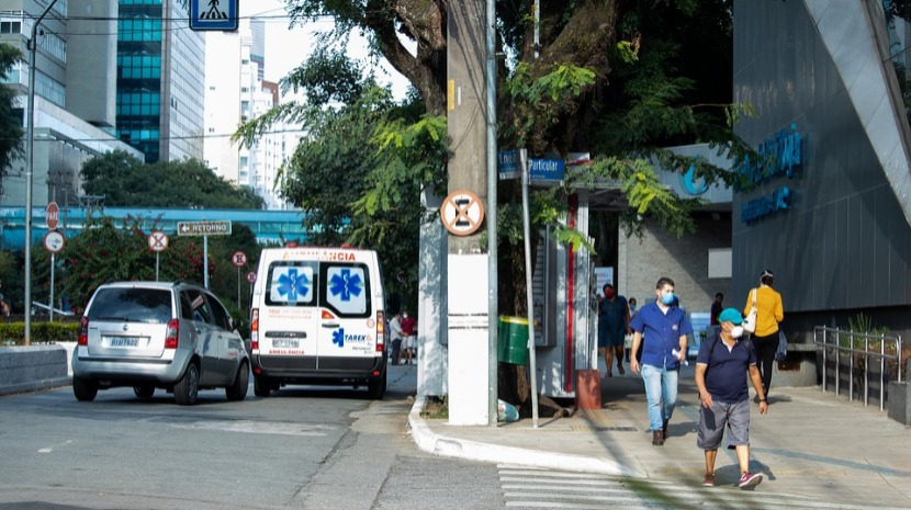 Dez casos confirmados de Covid-19 na comunidade madeirense em São Paulo