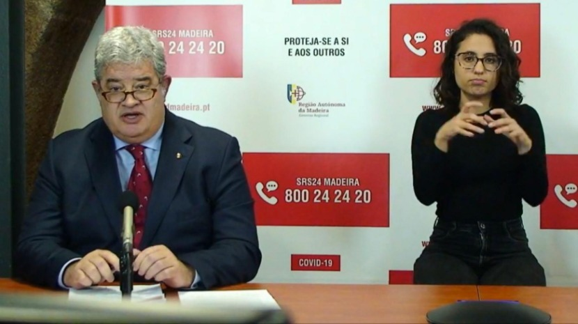 Casos ativos de covid-19 na Madeira limitados apenas a três concelhos