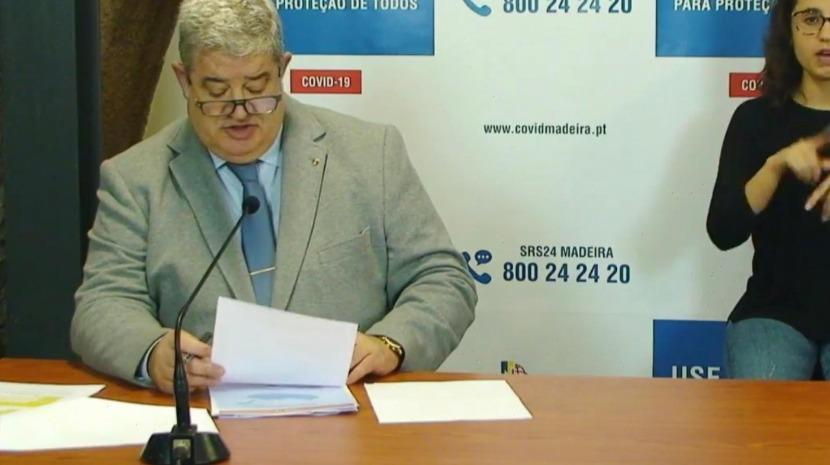 Pedro Ramos já fez as contas e revelou quanto custa um teste à covid-19