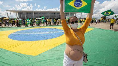 Covid-19: Brasil com mais de metade dos 40 mil mortos na América latina