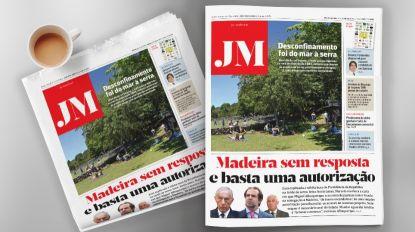 Madeira sem resposta e basta uma autorização