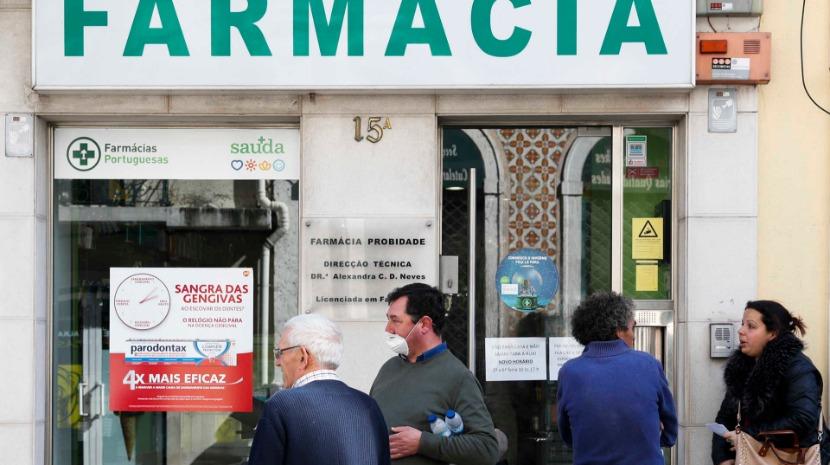 Farmácias da Madeira param hoje às 15 horas durante 23 minutos