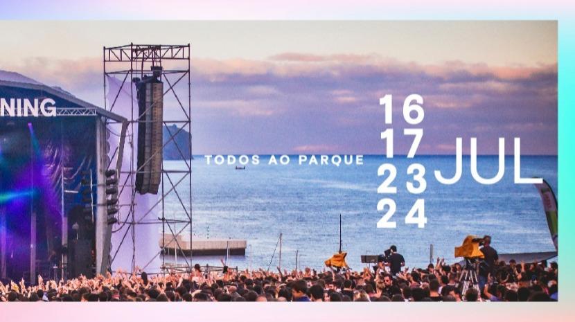 Summer Opening Festival realiza-se em 2021 em dois fins-de-semana