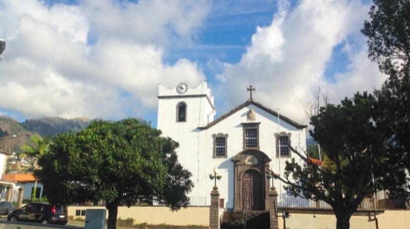 Veja como é a paisagem vista da torre da igreja de São Roque