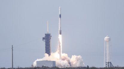 Missão da SpaceX está a decorrer como planeado