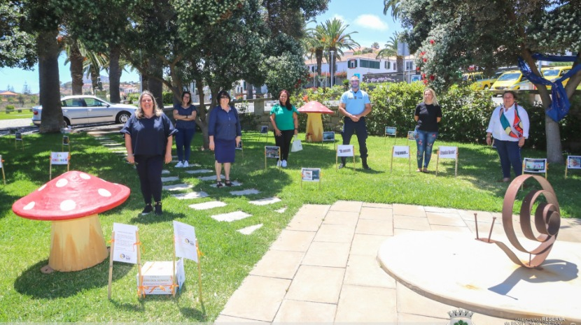 Porto Santo homenageou as crianças