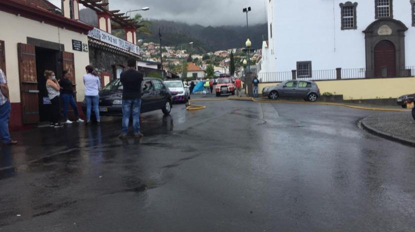 Homem atropelado em São Roque acabou por morrer. Motociclista entregou-se às autoridades