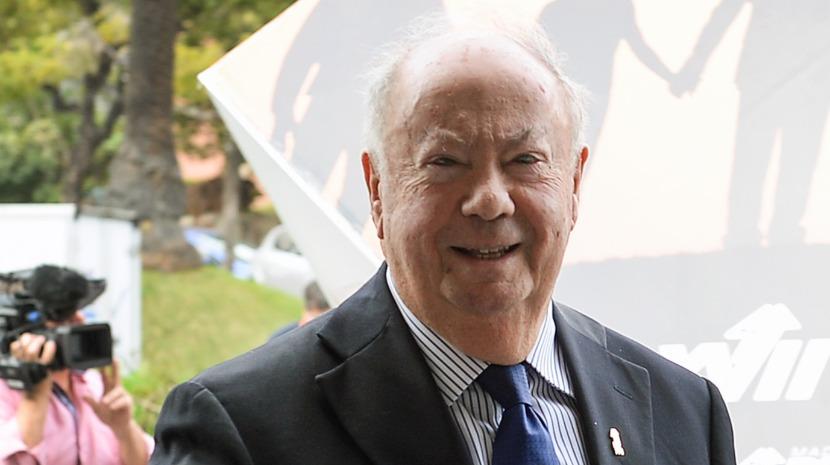 Alberto João Jardim inaugura 'Centro das Conversas'