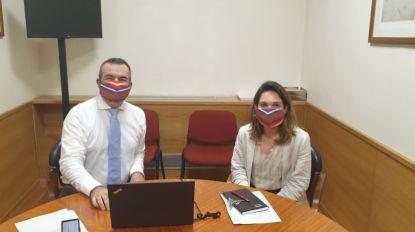 Deputados do PS 'reuniram' a diáspora online no Dia da Região