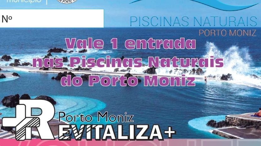 Câmara lança 'Porto Moniz revitaliza + voucher card'