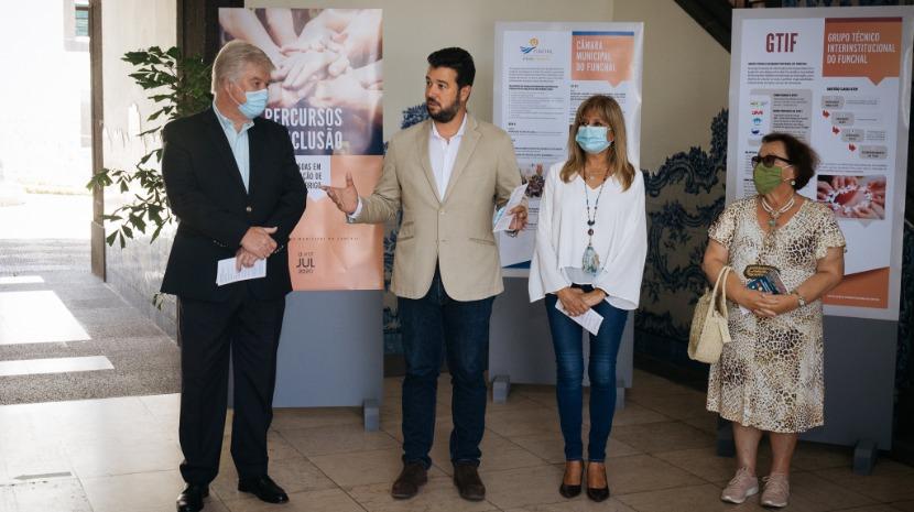 Miguel Silva Gouveia enaltece trabalho em rede na intervenção às pessoas em situação de sem-abrigo