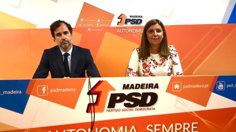 Sara Madruga da Costa exige rápido anúncio da atribuição da moratória à Madeira e lembra aval em falta